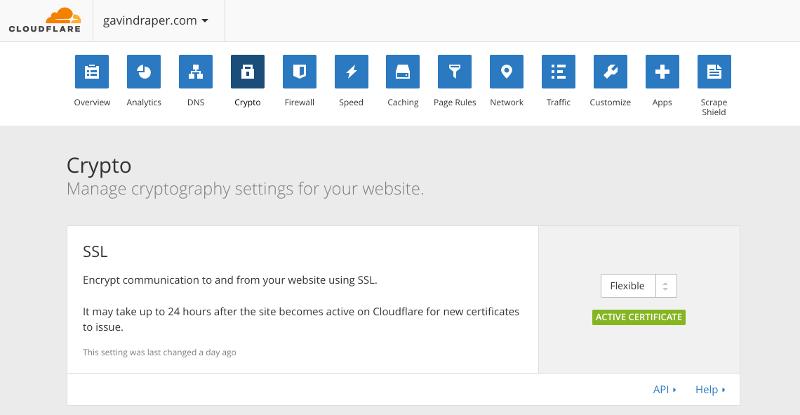 CloudFlareScreenshot